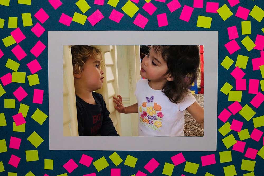 children at Rodef Shalom in Denver; Photo by Tamanna Rumee on Unsplash